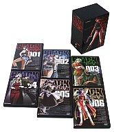【中古】アニメDVD BLACK LAGOON 初回限定版 収納BOX付全6巻セット