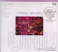 中古邦楽DVD宇多田ヒカル・UTADAHIKARUUNPLUGGED(東芝イーエムアイ)