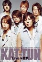 [used] Class traditional Japanese music DVD KAT-TUN/Live pirate sail <two pieces >[10P11Jun13] [image]