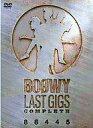 "【中古】邦楽DVD BOOWY / ""LAST GIGS""COMPLETE [初回盤]"