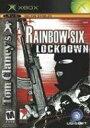 【中古】XBソフト RAINBOW SIX LOCKDOWN