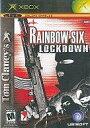【中古】XBソフト 北米版 Tom Clancy's RAINBOW SIX LOCKDOWN(国内版本体動作可)
