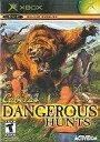 【中古】XBソフト 北米版 DANGEROUS HUNTS(国内使用不可)