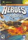 【中古】XBソフト 北米版 HEROES of the PACIFIC(国内使用不可)