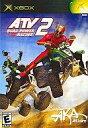 【中古】XBソフト 北米版 ATV:QUAD POWER RACING2(国内使用不可)
