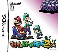 Nintendo DS software Mario & Luigi RPG2