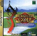 【中古】セガサターンソフト ワールドカップゴルフ