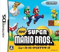 Nintendo DS software NEW Super Mario Bros.