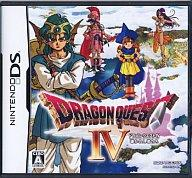 Nintendo DS software Dragon Warrior IV ... led people - fs3gm