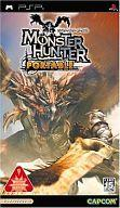 PSP soft Monster Hunter Portable
