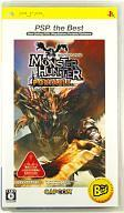Portable PSP software monster hunter [][ULJM-08010] for best]