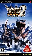 PSP software monster hunter portable 2nd