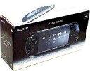 【中古】PSPハード PSP本体 [ピアノ・ブラック]【02P05Nov16】【画】