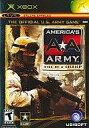 【中古】XBソフト 北米版 AMERICA'S AA ARMY RISE OF A SOLDIER(国内使用不可)