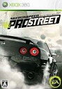 【新品】XBOX360ソフト Need for Speed ProStreet