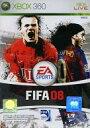 【中古】XBOX360ソフト アジア版 FIFA 08(国内使用可)