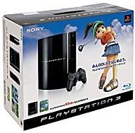All PS3 hard GOLF5 PlayStation 3 console beginners Pack (HDD60GB)