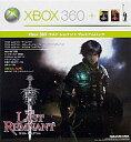 【中古】XBOX360ハード Xbox360本体 THE LAST REMNANTプレミアムパック