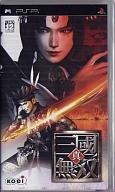PSP soft Dynasty Warriors