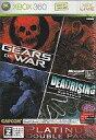 【中古】XBOX360ソフト デッドライジング&Gears of War [プラチナダブルパック]