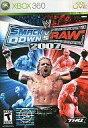 【中古】XBOX360ソフト 北米版 WWE SMACKDOWN VS RAW 2007(国内使用可)