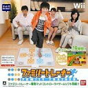 [used] Wii hardware family trainer (mat bundling) [10P11Jun13] [image]
