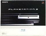 PS3游戏机PS3游戏机硬件] [二手(HDD60GB)[【】【smtb-u】【中古】PS3ハード プレイステーション3本体(HDD 60GB)【10P24Jun13】【画】]
