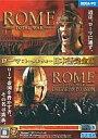 【中古】WindowsXP DVDソフト ROME:TOTAL WAR[日本語完全版]