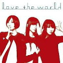 【中古】邦楽CD Perfume/love the world[DVD付]