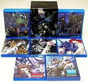 [used] Seven animated cartoon Blu-ray Disc Mobile Suit Gundam OO 1st season BOX 付全 sets [10P11Jun13] [image]