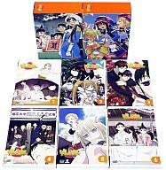 【中古】アニメDVD げんしけん2 初回版BOX付全6巻セット