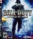 【中古】PS3ソフト 北米版 CALL OF DUTY WORLD AT WAR (18才以上対象・国内使用可)