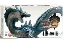[used] A main body of Wii hardware Wii monster hunter 3 special pack [black] [10P06may13] [fs2gm] [image] [10P25Apr13]