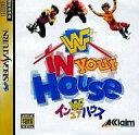 【中古】セガサターンソフト WWF インユアハウス【02P03Dec16】【画】