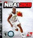 【中古】PS3ソフト 北米版 NBA 2K8(国内使用可)