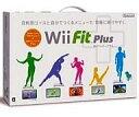 【送料無料】【smtb-u】【新品】Wiiソフト Wii Fit Plus(バランスWiiボードセット)【10P22Apr11】【画】