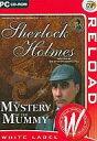 【中古】Windows98/Me/2000/XP CDソフト Sherlock Holmes THE MYSTERY OF THE MUMMY