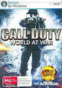 【中古】WindowsXP/Vista DVDソフト CALL OF DUTY WORLD AT WAR[AU版]