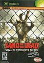 【中古】XBソフト 北米版 LAND OF THE DEAD ROAD TO FIDDLER'S GREEN(国内版本体動作可)