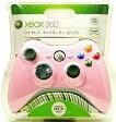 【中古】XBOX360ハード ワイヤレスコントローラ [ピンク]【02P01Oct16】【画】
