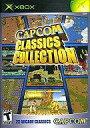 【中古】XBソフト 北米版 CAPCOM CLASSICS COLLECTION(国内版本体動作可)