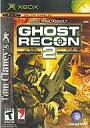 【エントリーでポイント10倍!(7月11日01:59まで!)】【中古】XBソフト 北米版 Tom Clancy's Ghost Recon 2(国内版本体動作可)