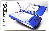 Main body of Nintendo DS electric-blue fs3gm for Nintendo DS hardware North America