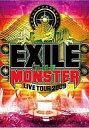 "[used] 2009 traditional Japanese music DVD EXILE / EXILE LIVE TOUR ""THE MONSTER"" [10P11Jun13] [image]"