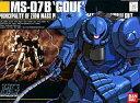 【中古】プラモデル 1/144 HGUC MS-07B グフ 「機動戦士ガンダム」