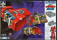 Plastic model plastic model 1 / 600 legendary God Ideon B Mech NO.5