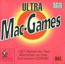 【中古】Mac CDソフト ULTRA Mac-Games [海外版]