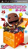 PSP soft Little Big Planet PORTABLE