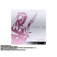 【中古】PS3ハード プレイステーション3本体 ファイナルファンタジー XIII LIGHTNING EDITION