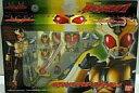 【中古】フィギュア 仮面ライダーアギト 3フォームセット 装着変身 超合金GD-30「仮面ライダーアギト」